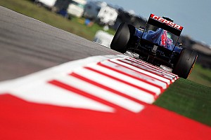 Formula 1 Qualifying report Toro Rosso's Ricciardo start from the 11th position on tomorrow US GP
