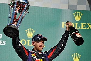 Formula 1 Race report Vettel triumphs in Texas to take his maiden United States Grand Prix victory