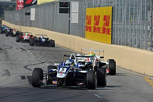F3 Race report King the fastest man in Macau on dazzling Grand Prix debut
