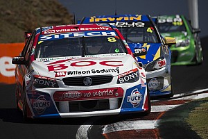 Supercars Race report Troubled race for 'quick' Team BOC
