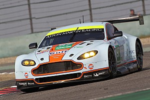 WEC Preview Aston Martin aims for world title glory in its centenary year