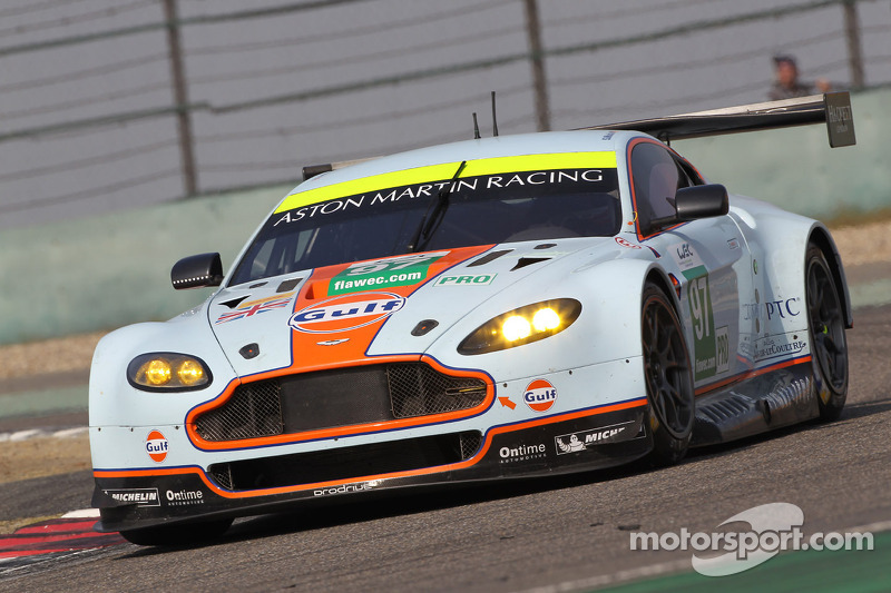 Aston Martin aims for world title glory in its centenary year
