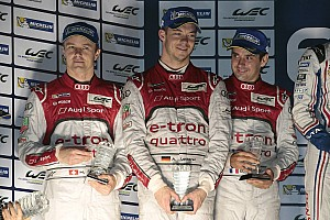 WEC Race report World Champions Audi second in Bahrain