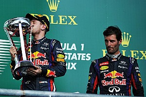 Formula 1 Breaking news Webber's performance 'shocking' in 2013 - Schumacher