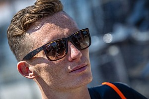 WEC Breaking news Mike Conway signed as Toyota Racing test and reserve driver