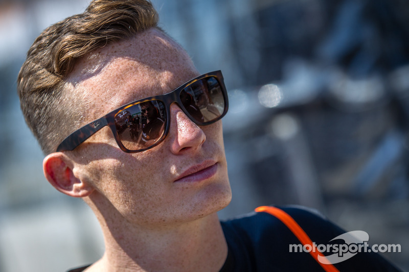 Mike Conway signed as Toyota Racing test and reserve driver