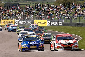 BTCC Breaking news Capacity entry confirmed for 2014 BTCC season