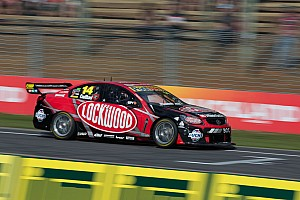 Supercars Race report Coulthard limped home in 19th at Sydney Olympic Park