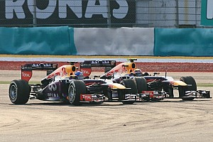 Formula 1 Breaking news Vettel factor weighed in Webber's quit decision