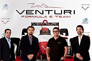 Formula E Breaking news Leonardo Dicaprio and Venturi Automobiles to launch Formula E electric race car team