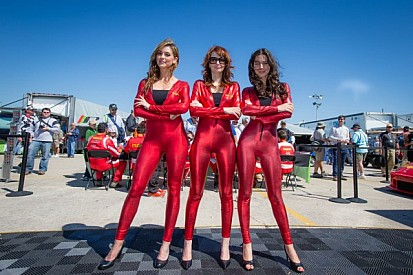 The Big Picture - Best of grid girls 2013