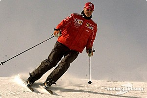 Formula 1 Breaking news Michael Schumacher hospitalized after ski accident