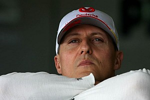 Formula 1 Breaking news Schumacher in 'hour by hour' fight for life