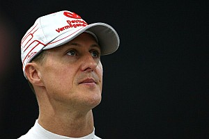 Formula 1 Breaking news Schumacher's condition improves - doctors hopeful