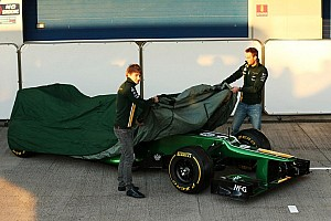Formula 1 Breaking news Caterham to unveil 2014 car at Jerez