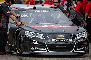 NASCAR Cup Commentary Austin Dillon responds to the pressure of the 3 in a very big way