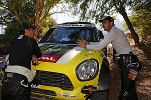 Dakar Stage report MINI in the overall lead at the intermission of the 2014 Dakar Rally