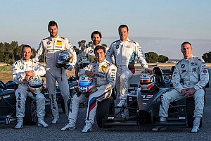 DTM Breaking news BMW Motorsport reveals driver/team line-up for the 2014 DTM season