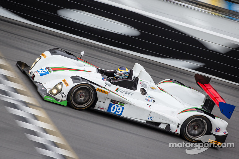 Ende jumps into the future with RSR Racing