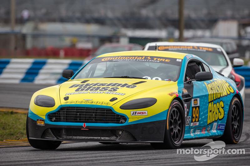 CTSC: Espenlaub joins Ecklin in Automatic Racing Aston Martin at Daytona