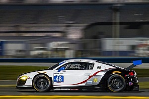 IMSA Preview Race debut for GTD-spec Audi R8 LMS at Daytona