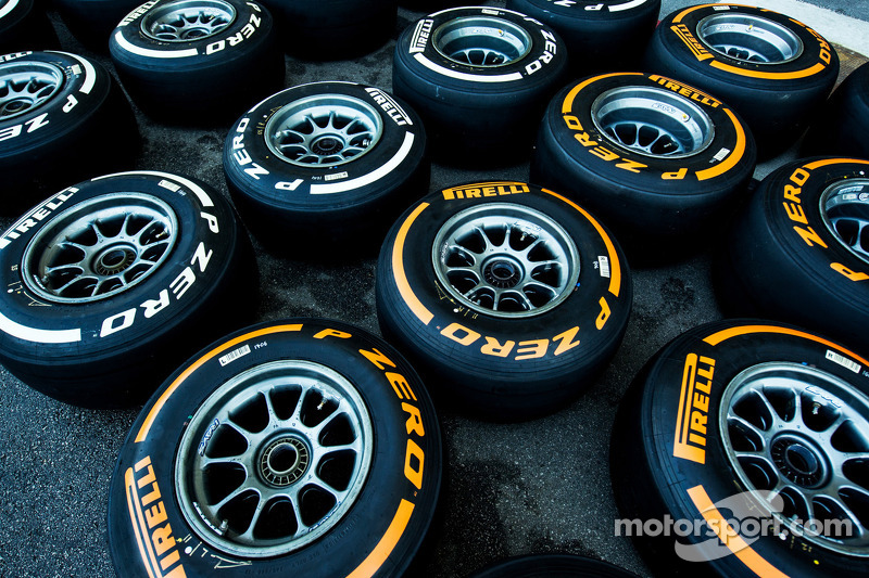 Tougher Pirellis means heavier cars in 2014