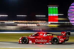 IMSA Qualifying report Gurney takes historic pole for Rolex 24