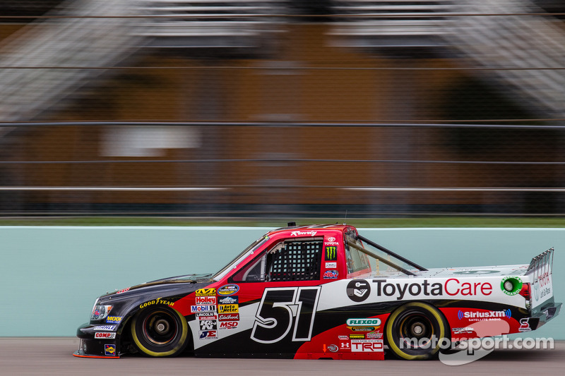Erik Jones and Kyle Busch to share driving duties  for the defending Truck Series Owner's Champions