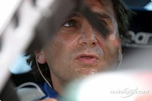 Endurance Breaking news Zanardi is back on the racetrack !