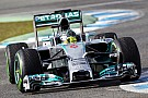 Sahara Force India completed a third day of testing in Jerez with Nico Hulkenberg