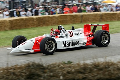 1994 Indianapolis 500: an all-in gamble pays off