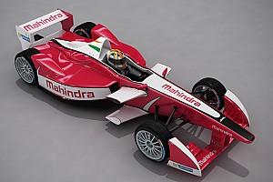 Formula E Breaking news Mahindra Racing unveil team livery at Delhi Motor Show