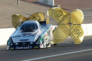 NHRA Qualifying report Force, Brown and Johnson are qualifying leaders at season-opening Circle K NHRA Winternationals
