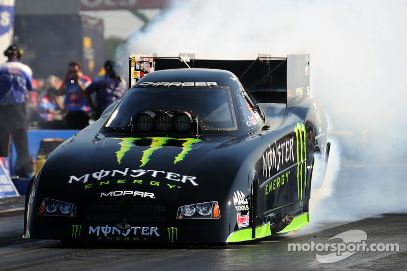 Dodge carries Johnson to career best numbers in Pomona qualifying
