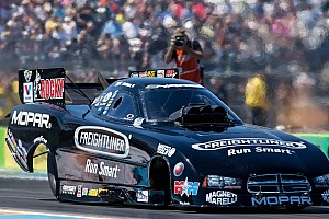 NHRA Race report Hagan and Gaines take Mopar to final round at season-opening Winternationals