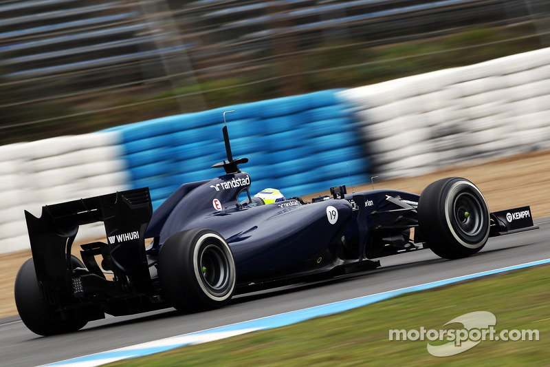 Martini to be Williams title sponsor