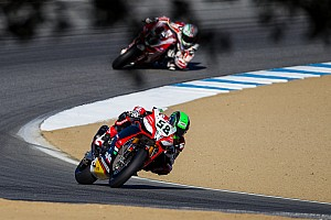 World Superbike Testing report Laverty and Sofuoglu on top in first day of official testing