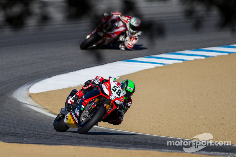 Laverty and Sofuoglu on top in first day of official testing