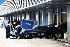 Formula 1 Breaking news More delays for Red Bull in Bahrain