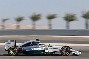 Formula 1 Breaking news Berger 'not surprised' by Mercedes' fast start