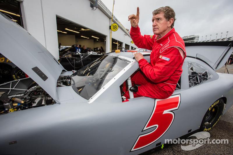 NASCAR announces nominees for 2015 NASCAR Hall of Fame Class, inaugural Landmark Award