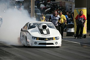 NHRA Qualifying report Shane Gray means to show proof of power on Sunday in Phoenix