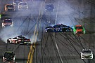 'Big One' strikes following lengthy rain delay; eliminates Danica Patrick, others