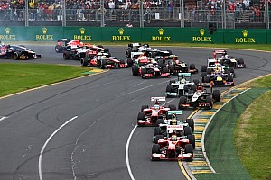 Formula 1 Breaking news 107 percent qualifying rule is F1's next hurdle