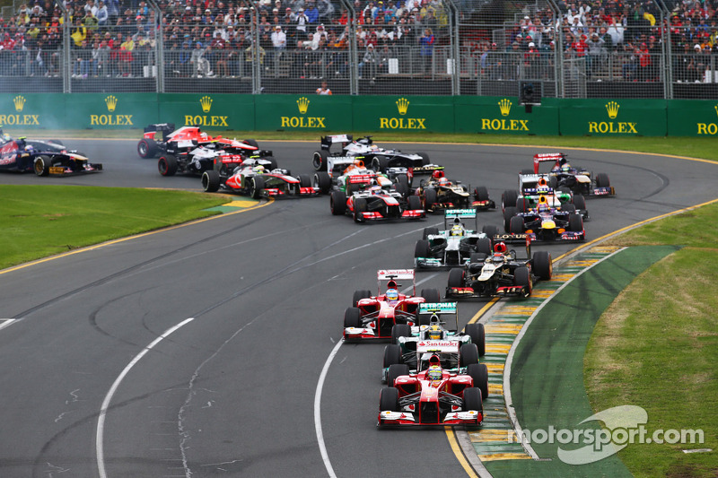 107 percent qualifying rule is F1's next hurdle