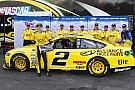 Brad Keselowski leads Team Penske sweep of front row at Phoenix
