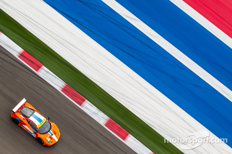 8Star Motorsports to field familiar faces in LMGTE Am
