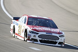 NASCAR Cup Qualifying report Wood Brothers team in Kobalt 400 field after intense knockout qualifying session