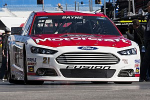 NASCAR Cup Race report Trevor Bayne finishes 20th in Las Vegas