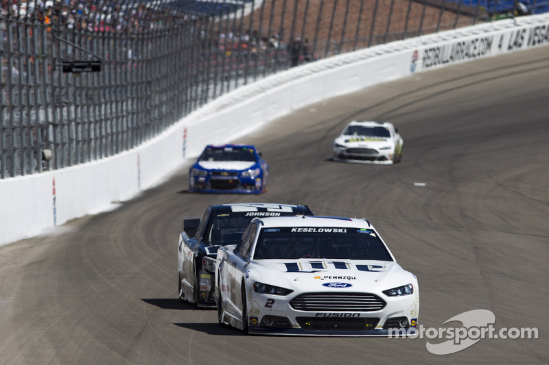 Early-season parity clouds Chase picture